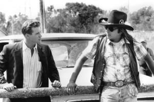 Still of Val Kilmer and Graham Greene in Thunderheart (1992)