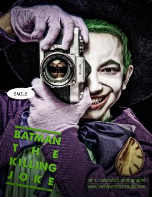 Killing Joke Joker Cosplay