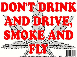 Home » Fun Signs » Fun Sign 182 - Don't drink and drive