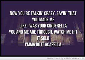 Imma Do It Acapella