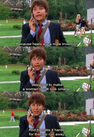 Quotes from She's The Man!