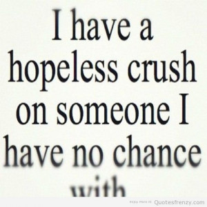 Quotes About Crushes On a Boy