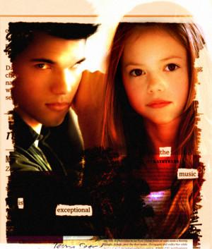 Renesmee Carlie Cullen Renesmee and Jacob