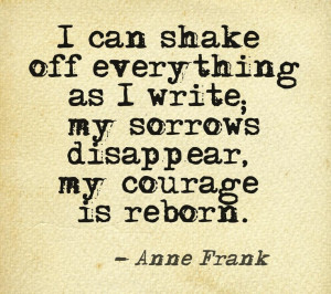 ... Quotes, Writers Stuff, Journals Quotes, Historical Quotes, Anne Frank