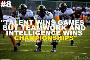 football quotes *cough cough* whs wolfpack football team.....