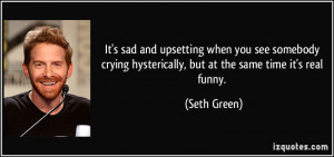 More Seth Green Quotes