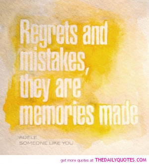 Life Mistakes Quotes Sayings Pics Quote Pictures