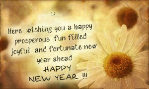 quotes and new year wishes to greet happy new year to friends, family ...