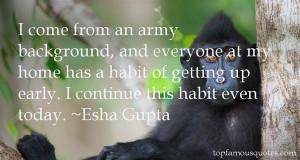 Esha Gupta Quotes Pictures