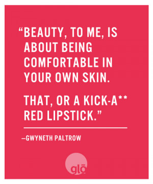 Red Lipstick Quotes Tumblr Red lipstick q.