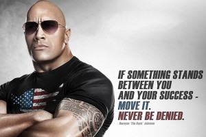and motivational quotes that have taken Dwayne 'The Rock' Johnson ...