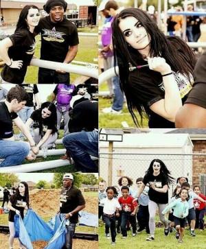 Paige WWE Divas Champion ️