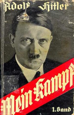 希特勒《我的奋斗》