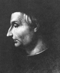 Nicholas Machiavelli