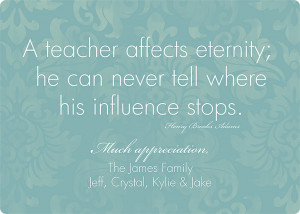 Good+teacher+quotes