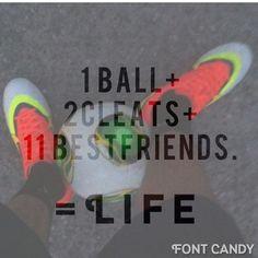 Soccer Life, Soccer Love