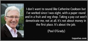 More Paul O'Grady Quotes