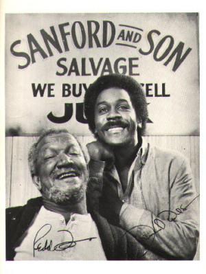 Sanford and Son website
