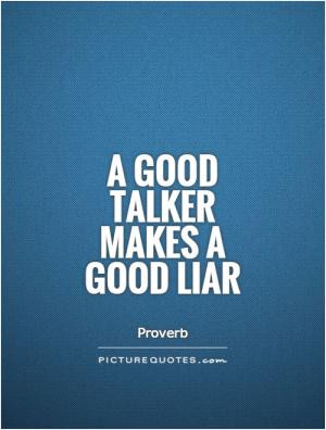 The only thing more pathetic than a liar is a liar in complete denial.