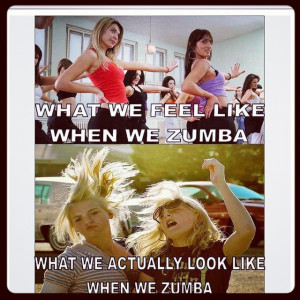 Funny Sayings Zumba Exercise 7 Doblelolcom Picture