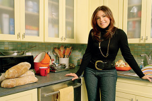 Food: Rachael Ray Has A Lot On Her Plate