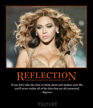 Beyoncé's Life Is But a Dream Quotes As Inspirational Posters