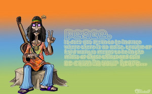 Hippie peace by Stanky991