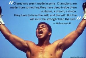 Muhammad Ali - Champions...