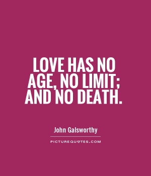 Love Has Age Limit And