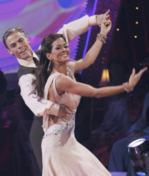 brooke burke derek hough dancing with the stars