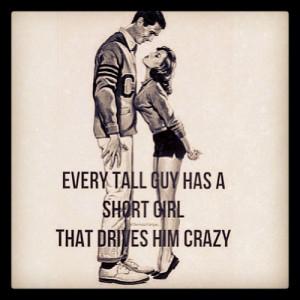 It's true ? I am a short girl and I like a tall boy , I hope he likes ...