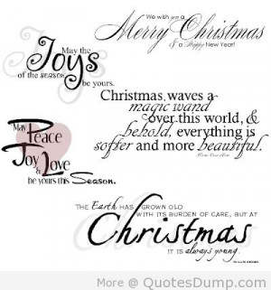 Christian Christmas Quotes And Sayings