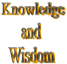 Gifts: Knowledge and Wisdom is available in PDF format and Word ...