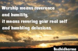 Bodhidharma Quote