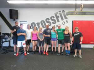 John Broz, CrossFit London, Olympic Weightlifting Seminar 3