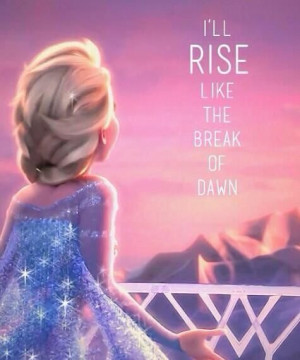 Let it go. Its missing the 'and' before I'll.