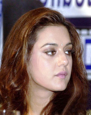 Preity Zinta Looking For...