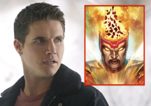 the flash casts robbie amell as firestorm quote onetime tomorrow