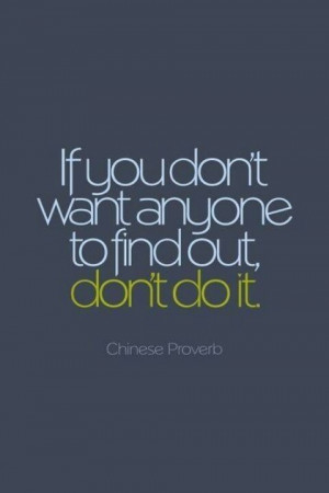 Chinese Proverb. Got to keep telling myself this...