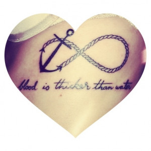 : Anchor Tattoo Designs , Anchor Infinity Design , Anchor Infinity ...