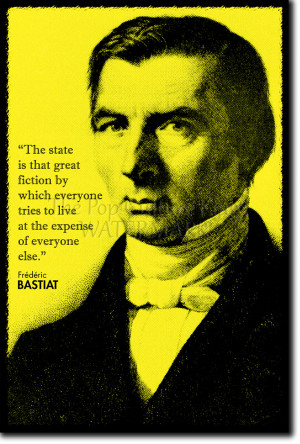 Details about FREDERIC BASTIAT ART PRINT PHOTO POSTER QUOTE ...
