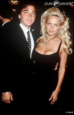 Scott Baio And Pamela Anderson