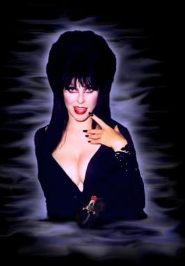 NUDE Photos: ELVIRA Mistress Of The Dark Cassandra Peterson: High ...
