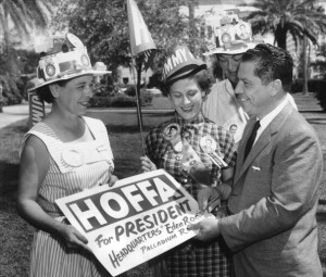 Gallery: The life of Jimmy Hoffa   News - Home