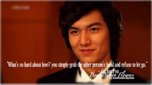 Quotes From Korean Drama