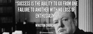 ... : Home / 50 years on – some of Churchill's most famous quotes