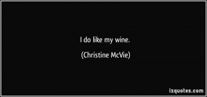 Christine McVie Quote