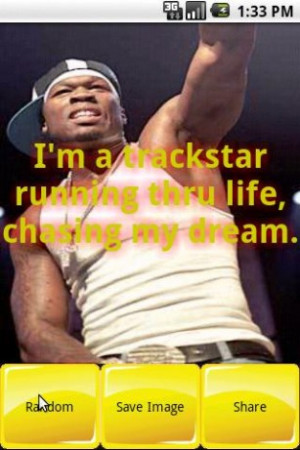 50 Cent Quotes and Images Screenshot 2