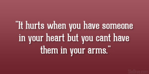 Quotes About Being In Love With Someone You Cant Have Quotes About ...