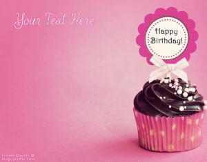 Quote Design Maker - Birthday Cupcake Quotes